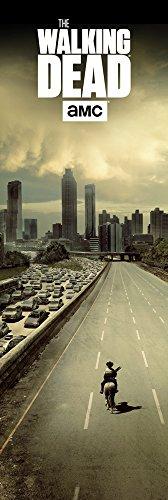GB Eye The Walking Dead, City, Tür Poster, 53x 158cm, verschiedene, DP0544