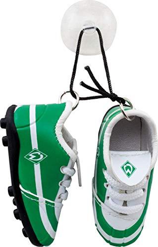 SV Werder Bremen Autospiegel-Schuhe