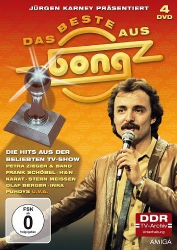 Das Beste aus Bong - DDR TV-Archiv [4 DVDs]