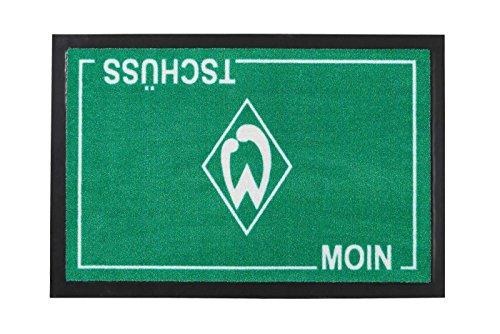 SV Werder Bremen Haustürmatte / Fußmatte *** Moin *** 18-89022