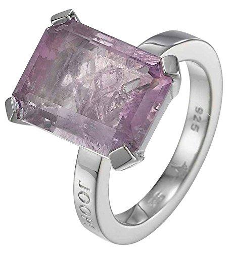 Joop Damen-Ring 925 Sterling Silber rhodiniert Amethyst Mia pink
