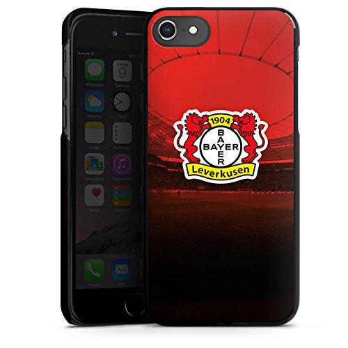 DeinDesign Hülle kompatibel mit Apple iPhone 8 Handyhülle Case Offizielles Lizenzprodukt Bayer 04 Leverkusen Fußball