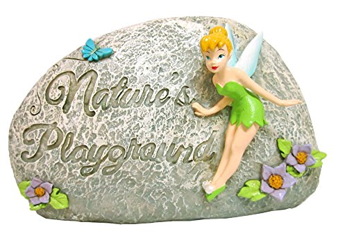 Design International Group, LDG88133, Willkommensstein, ca. 10 cm x 17 cm, Tinker Bell