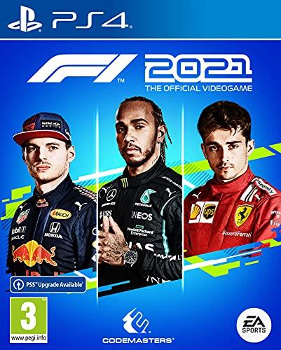F1 2021 PS4 [