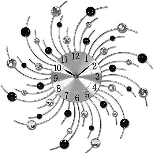 Moderne Designer Quartz Wanduhr - Uhr - ws
