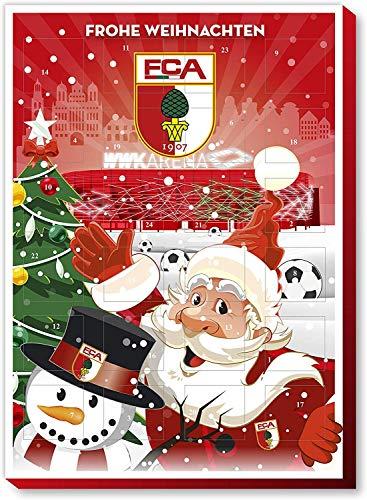 Fan-Shop Sweets FC Augsburg Adventskalender 2019 (one Size, Multi)