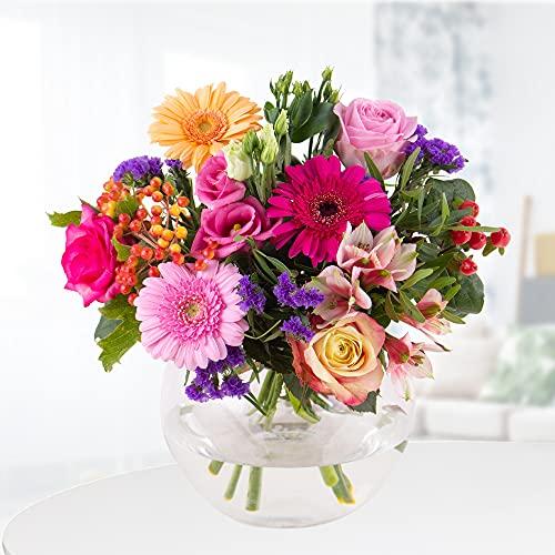 Blumenstrauß Kunterbunt mit 7-Tage-Frischegarantie , von Hand gebunden, versandkostenfrei bestellen