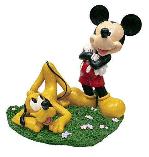 Design International Group LDG88050 Garden Statue, 12 by 9.9-Inch, Minnie and Figaro 2014
