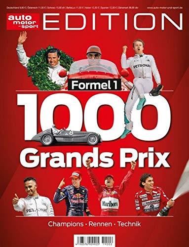 auto motor und sport Edition - 1000 Grands Prix