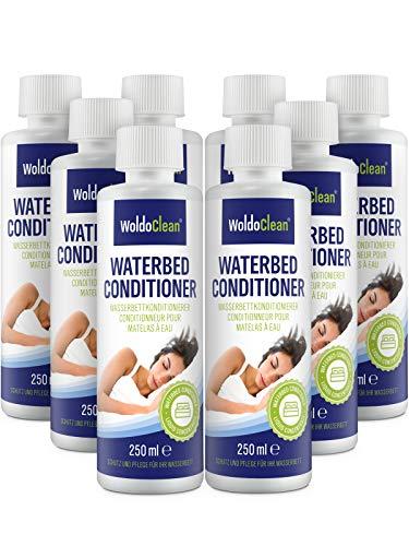 WoldoClean Wasserbett Conditionierer für alle Wasserbetten - 8X 250ml