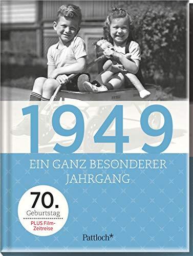 1949: Ein ganz besonderer Jahrgang - 70. Geburtstag