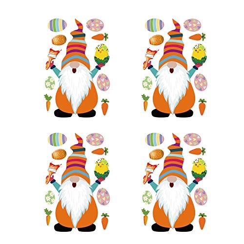 Aufnäher zum Aufbügeln Aufkleber für Kleidung Wärmetransfer-Aufkleber zum Nähen oder Aufbügeln für T-Shirt Kleidung Taschen Kissen Niedlich DIY Valentinstag St. Patrick Tag Osterdeko