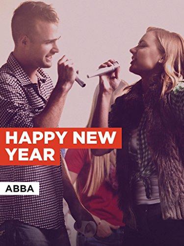 Happy New Year im Stil von ABBA