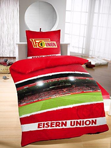 1. FC Union Berlin Bettwäsche 'Stadion'