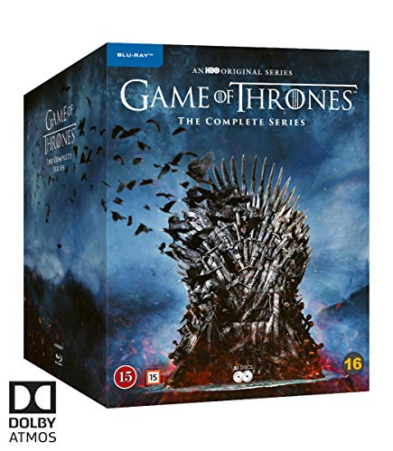 Game of Thrones: Die kompletten Staffeln 1-8