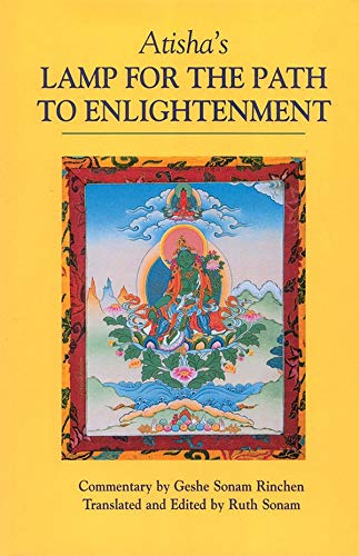 Atisha's Lamp for the Path to Enlightenment (English Edition)