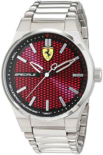 Scuderia Ferrari Herren-Armbanduhr Datum Klassisch Quarz 830357