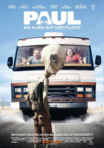 Paul - Ein Alien auf der Flucht [dt./OV]