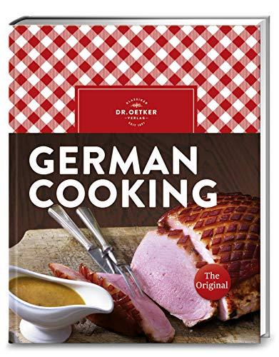Die 300 besten und beliebtesten Rezepte aus der deutschen Küche in einem Buch in englischer Sprache – mit traditionelle Gerichten, die schon Großmutter kochte, sowie Adaptionen von internationalen Klassikern aus dem deutschsprachigen Ausland.