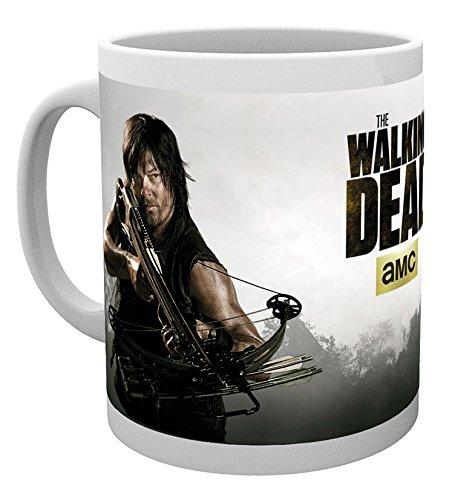 GB eye Limited Die Walking Dead Daryl Tasse, mehrfarbig