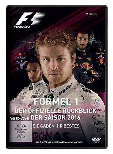 Der offizielle Rückblick der Formel 1 Saison 2016 - Sie gaben ihr Bestes [2 DVDs]