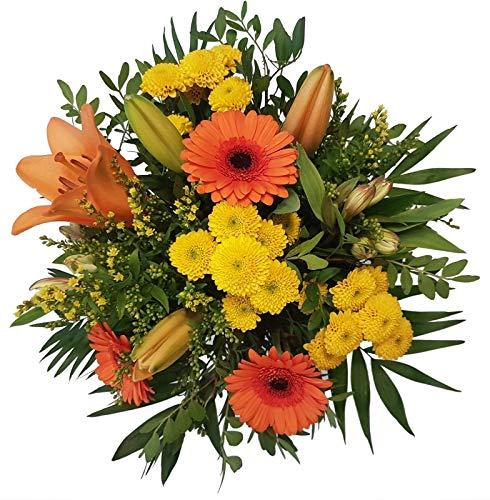 Blumenstrauß zum Geburtstag -Blumensendung- von Flora Trans