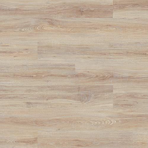 Laminatboden'Kronofix Classic' 7 mm Stark, Klicksystem, Nutzungsklasse AC4/31 - Format: 1285 x 192 x 7 mm - Wählen Sie aus 25 Dekoren - Sie kaufen 1 m² (Laminatboden | 1 m², Greenland Oak)