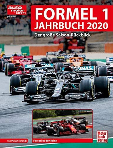 Formel 1 Jahrbuch 2020: Der große Saison-Rückblick