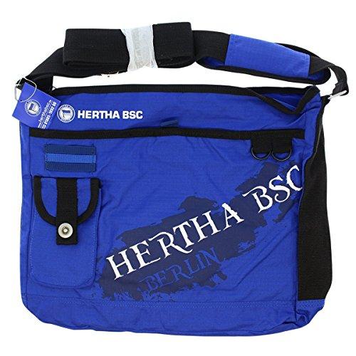 Hertha BSC Berlin Tasche gr. Checker-Nylon Fanartikel