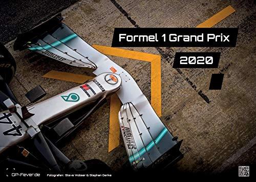 Der hochwertige Wandkalender, welcher von GP-Fever.de im Rahmen der Formel 1 Weltmeisterschaft erstellt wurde, bietet euch 13 packende Fotos für das Jahr 2020 im Format DIN A3.