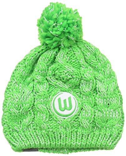 Kappa Mütze VFL Strickmütze, 304 Classic Green, One Size