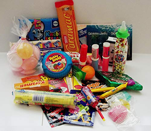 Retrosüßigkeiten Nostalgie Süßigkeiten 750g