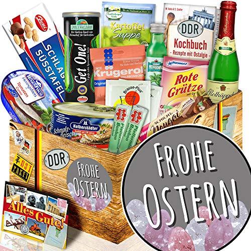 Frohe Ostern + Ostpaket Geschenkset + kleine Geschenkideen Ostern