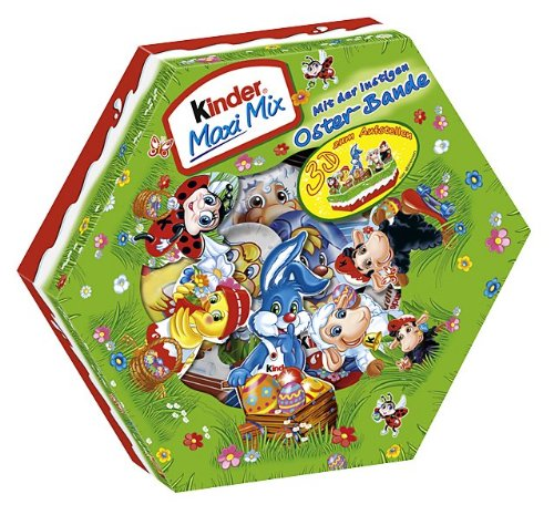 Kinder Mix Osternest, 2er Pack (2 x 152 g)