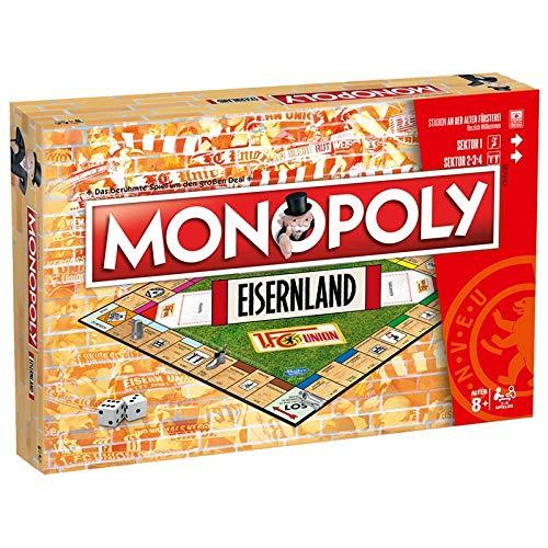 1. FC UNION Berlin Spiel, Monopoly